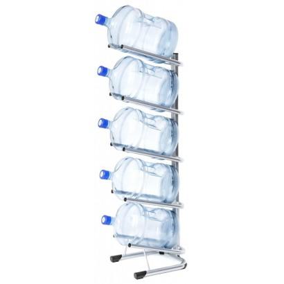 Стойка для хранения бутылей Форт-5