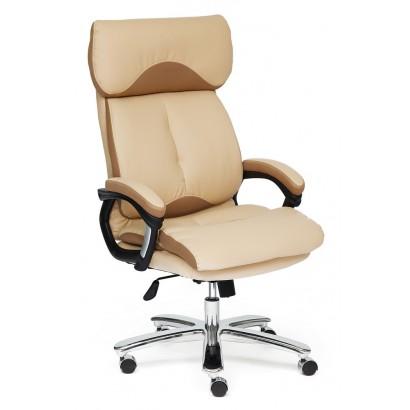 Кресло Grand бежевый\бронза