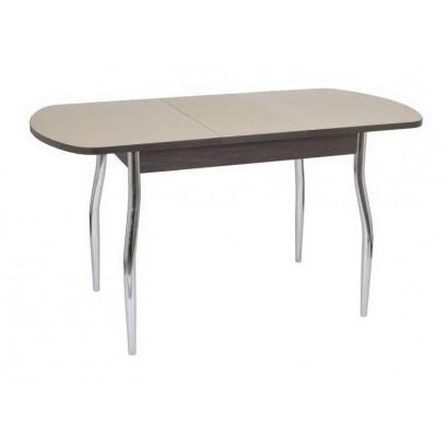 Раздвижной стол Милтон капучино
