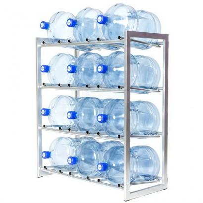 Редут-12 стеллаж для бутылей