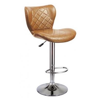 Барный стул Кадиллак светло-коричневый