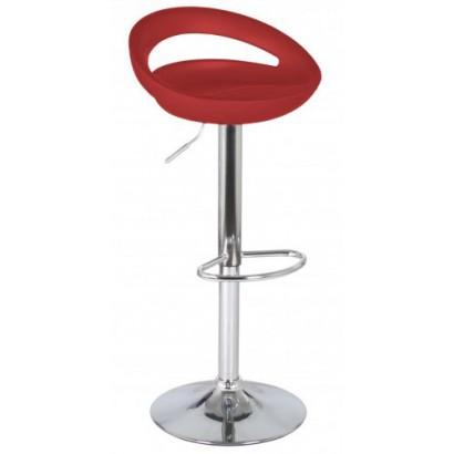 Барный стул Диско красный