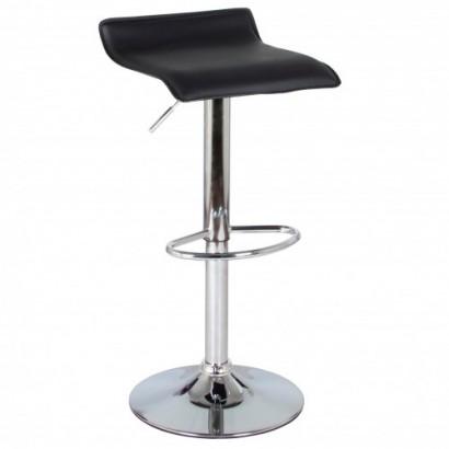 Барный стул Волна WX-2016 черный