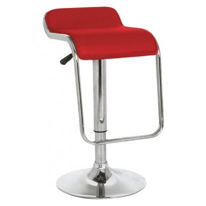 Барный стул Пегас красный