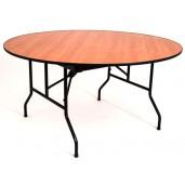 Складной банкетный стол d150 см