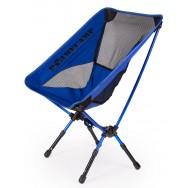 Складной стул для кэмпинга синий