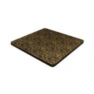 Квадратные столешницы 90х90см камень