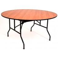 Складной круглый банкетный стол С-108 d1500 мм