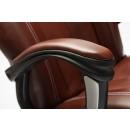 Кресло Boss люкс цвет коричневый Тон2