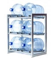 Редут-6 стеллаж для бутылей